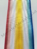 Gwalior Star Full Size Medal Ribbon
